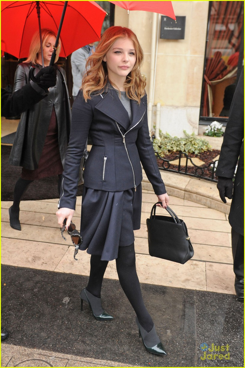 chloe moretz dior pfw 02
