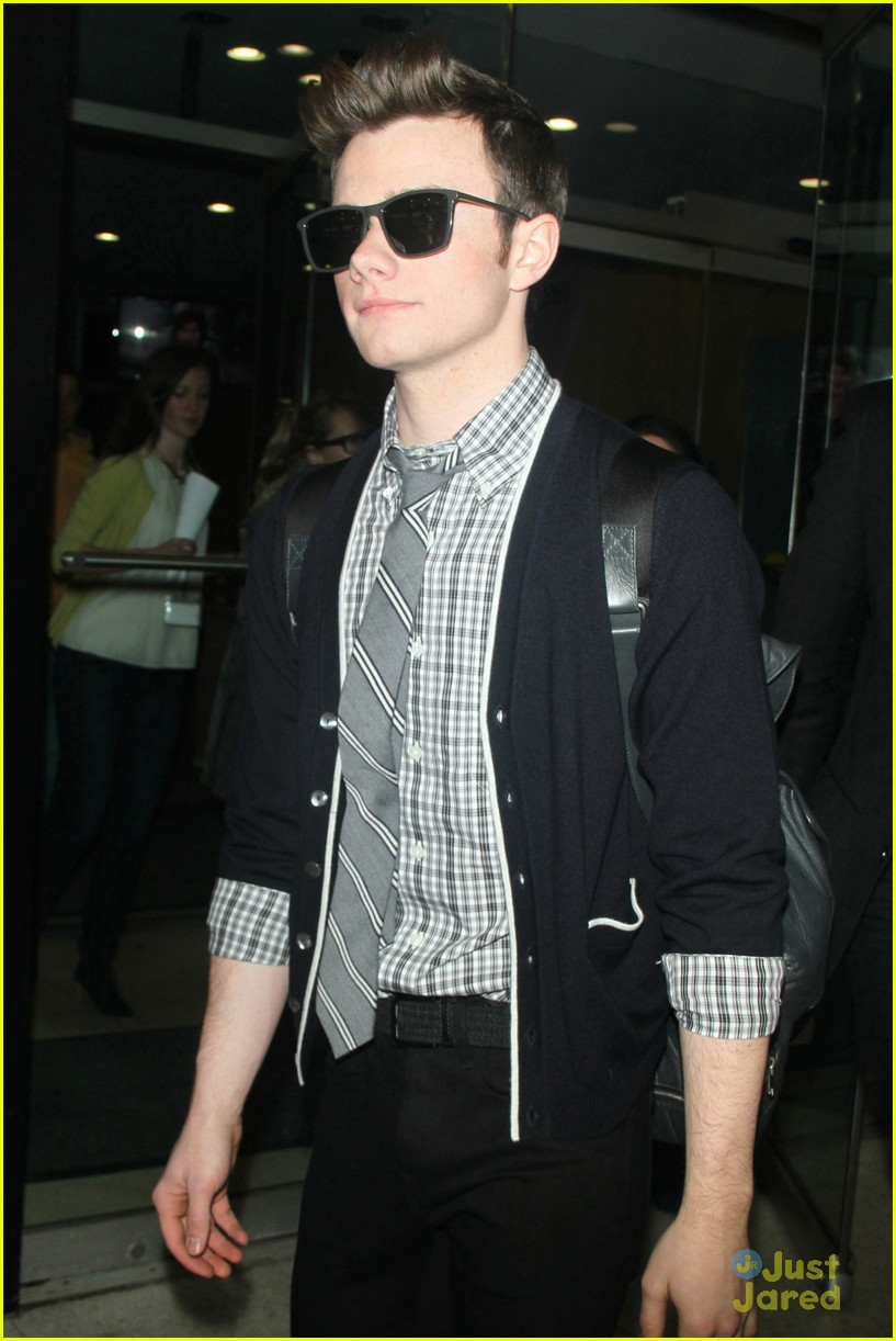 chris colfer struck nyc promo 03