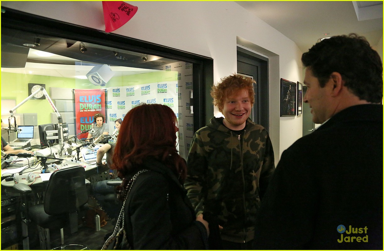 ed sheeran duran radio 12