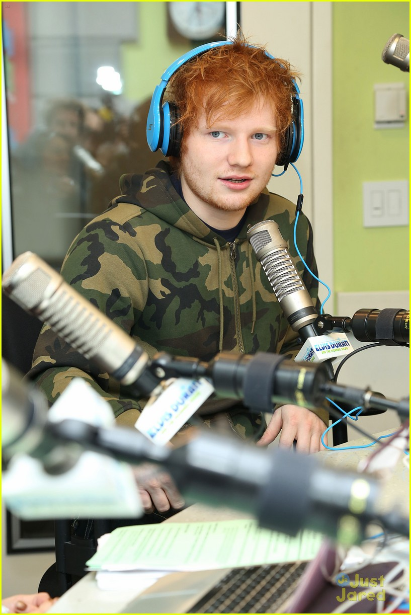 ed sheeran duran radio 16