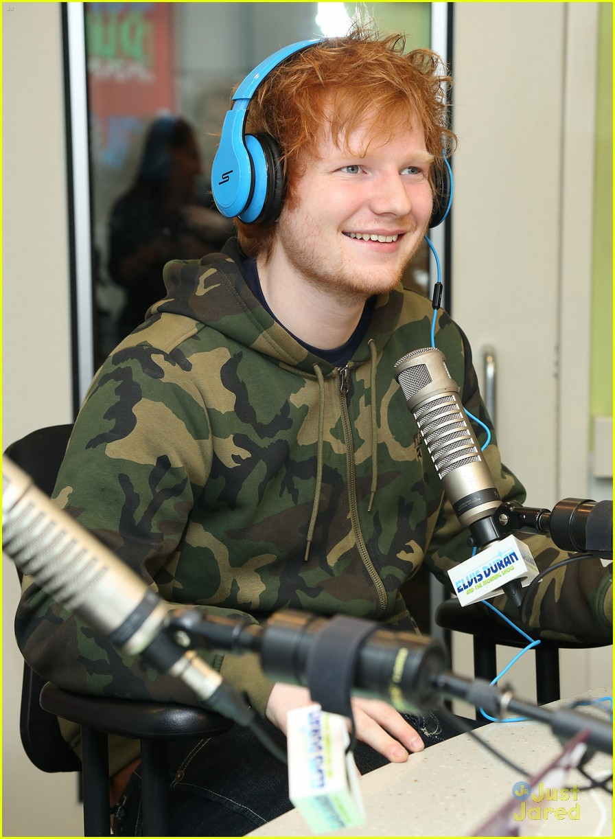ed sheeran duran radio 18
