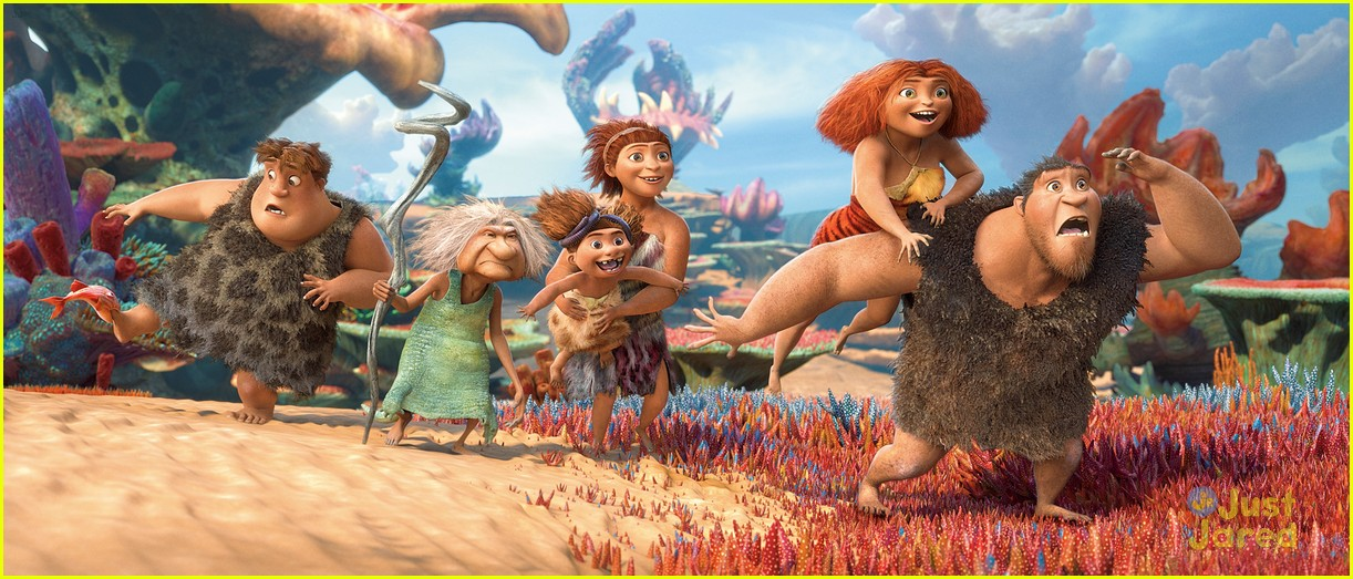 emma stone croods stills poster 05