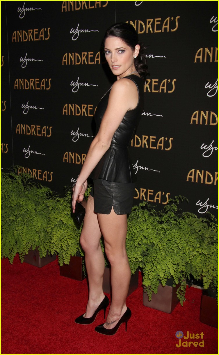 ashley greene andreas opening 13