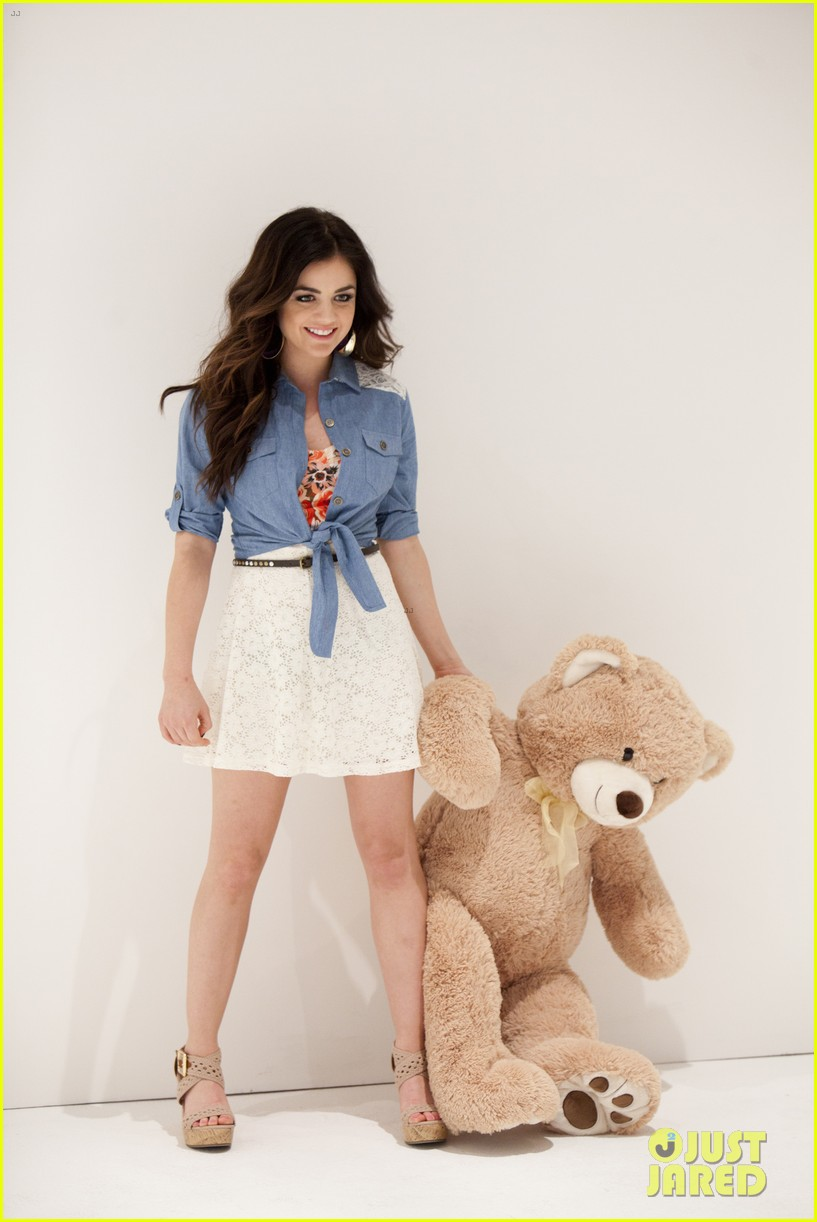 lucy hale bongo spring 2013 campaign 01