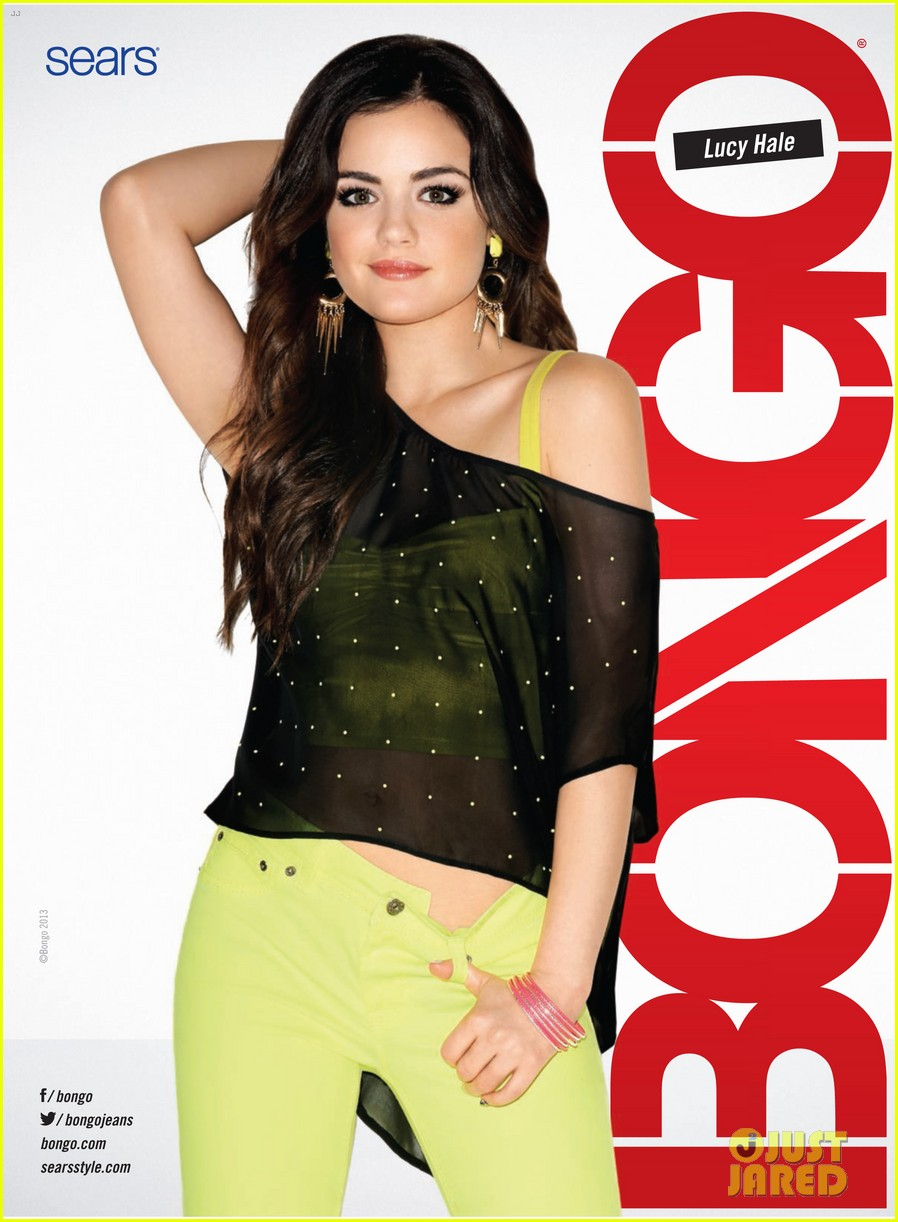 lucy hale bongo spring 2013 campaign 03