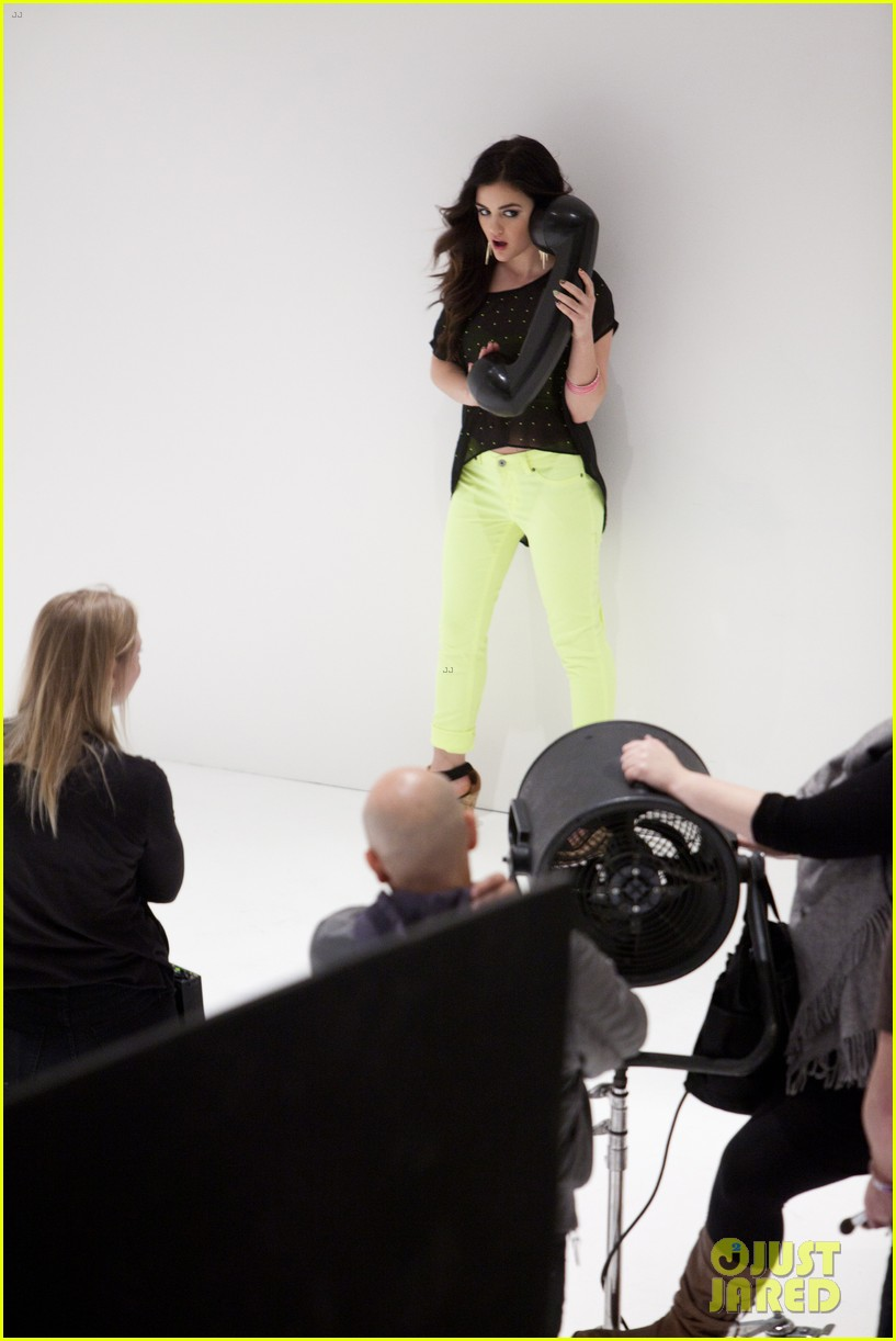 lucy hale bongo spring 2013 campaign 17