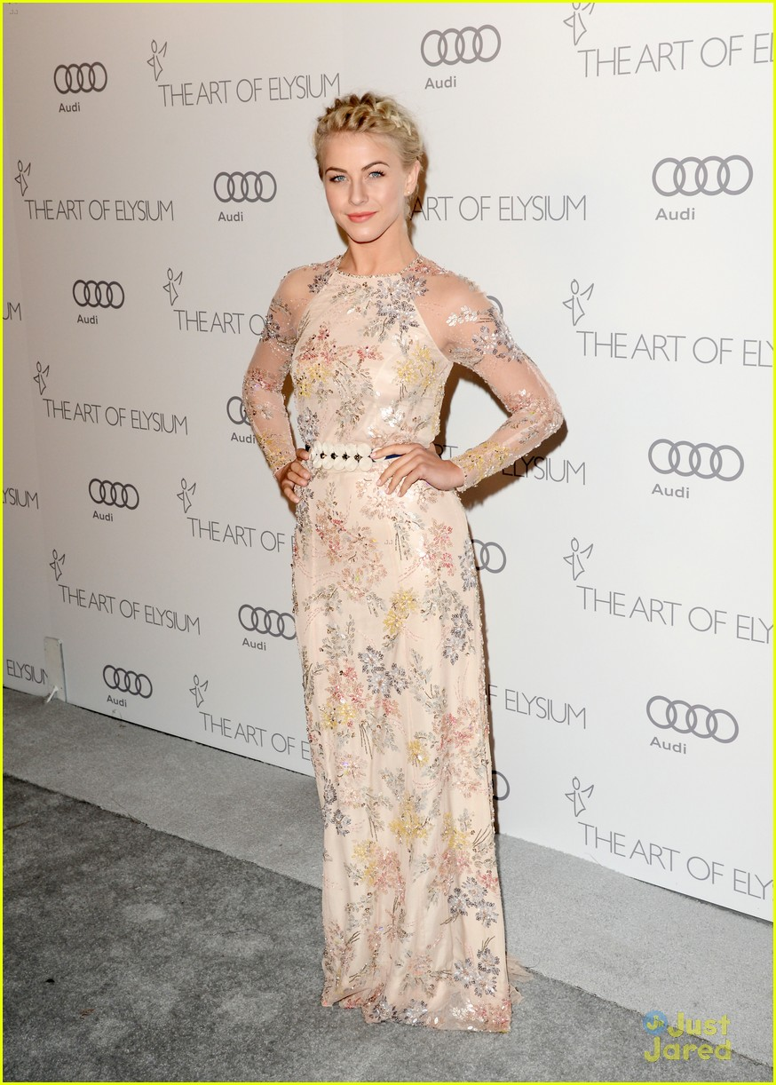 julianne hough heaven gala 11
