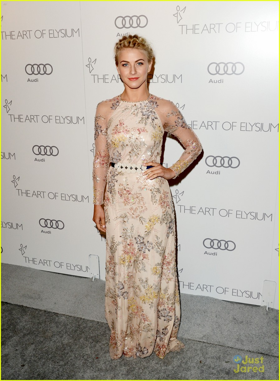 julianne hough heaven gala 13