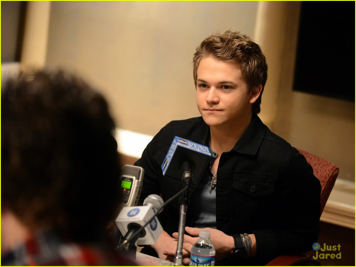 hunter hayes bmi party 18