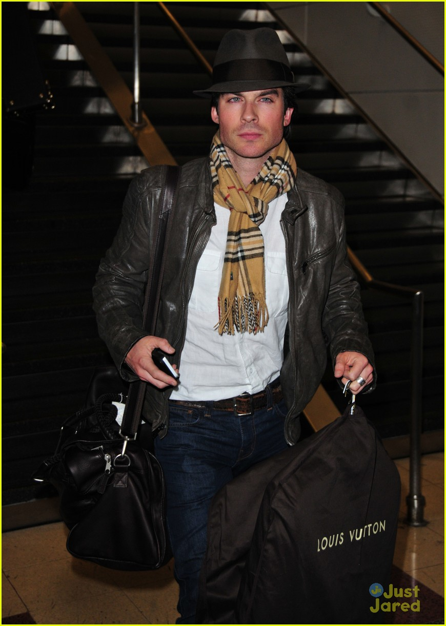 ian somerhalder missed inauguration 02
