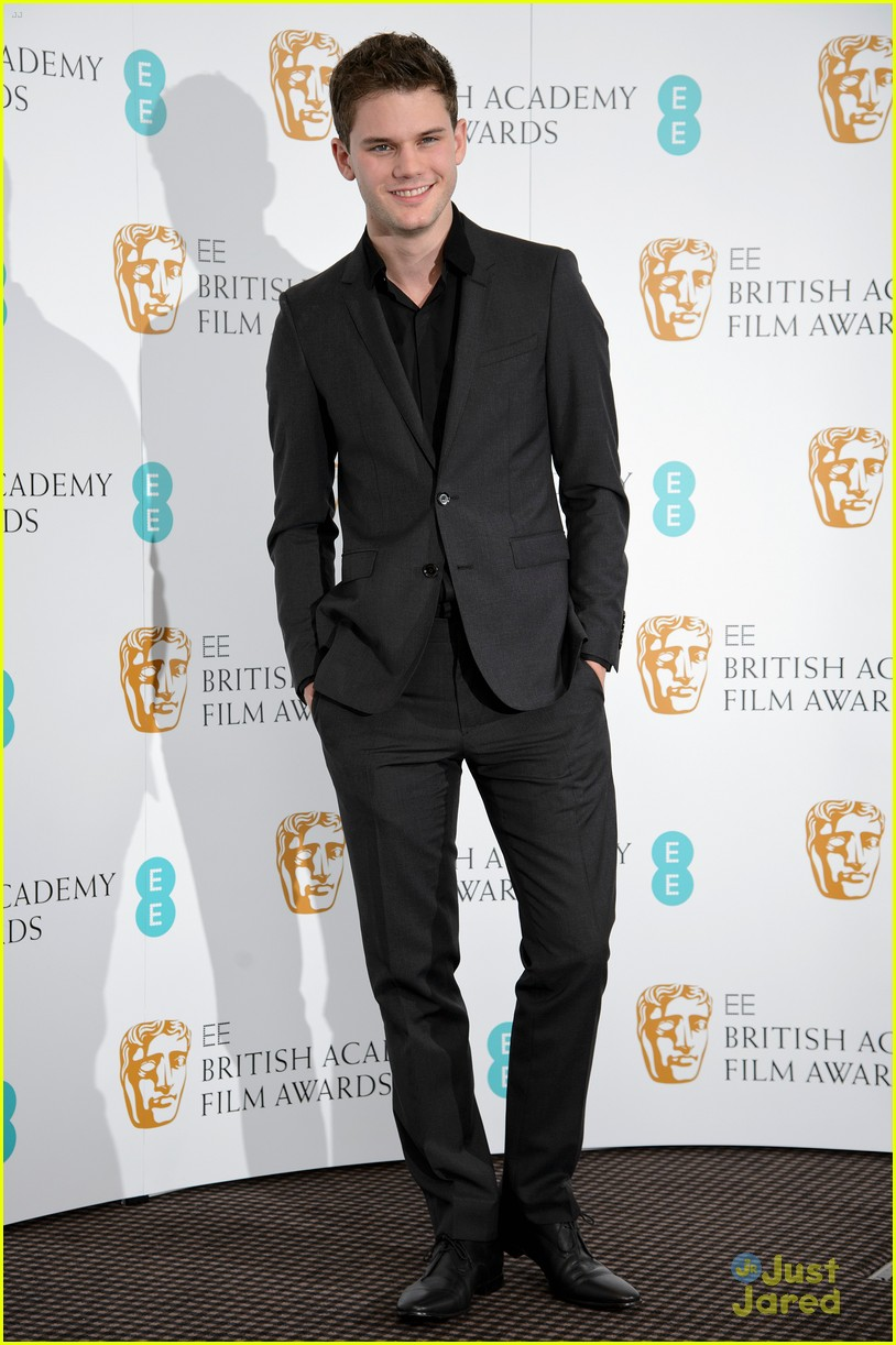 jeremy irvine bafta nominations 09