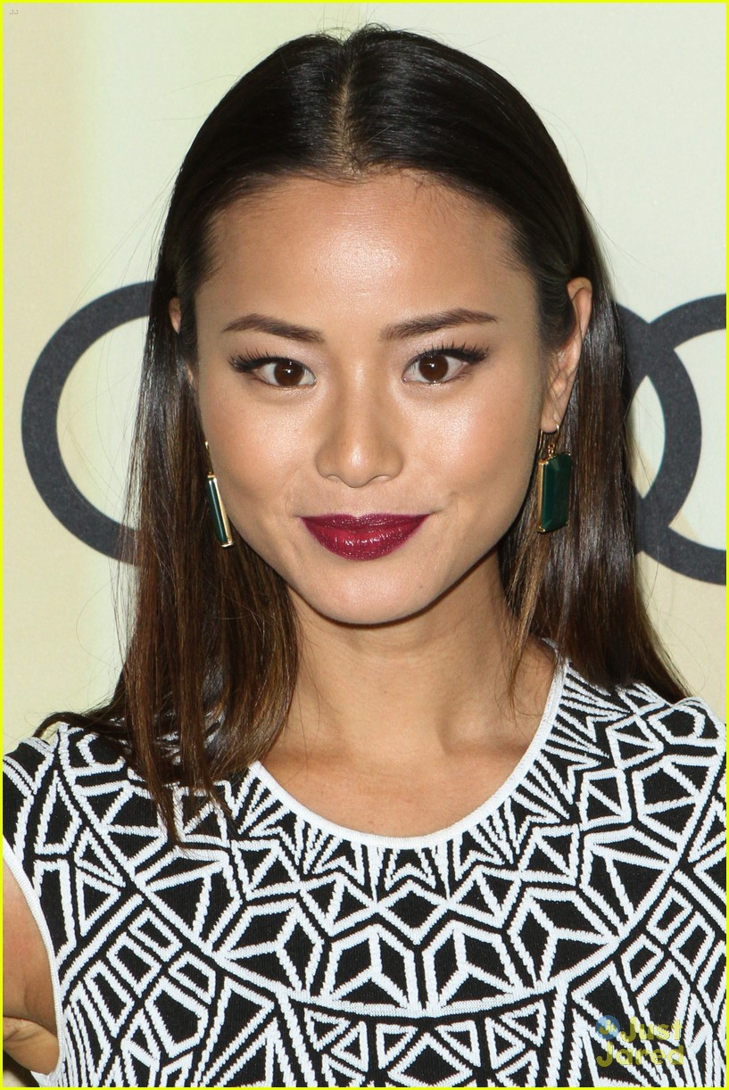 jamie chung audi gg party 12