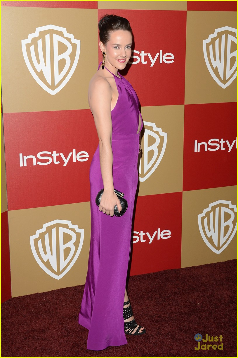 jamie chung jena malone instyle gg party 01
