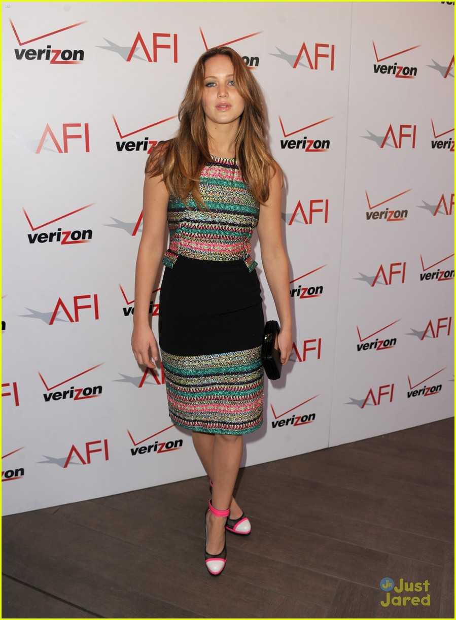 jennifer lawrence afi awards 10