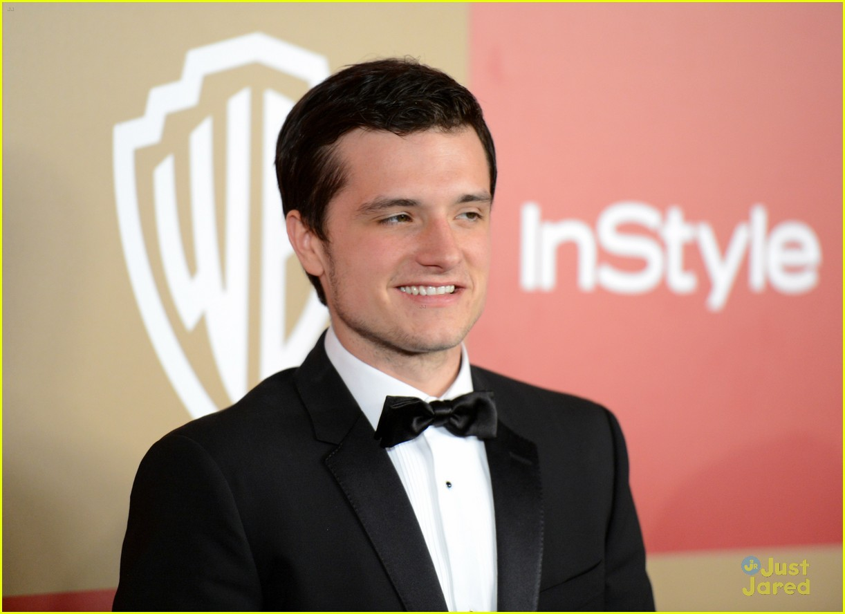 josh hutcherson instyle gg party 14