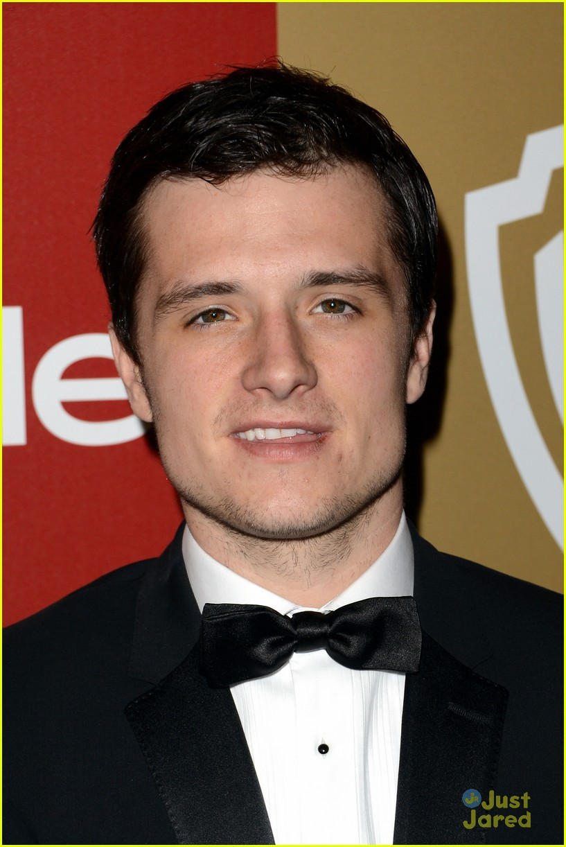 josh hutcherson instyle gg party 18