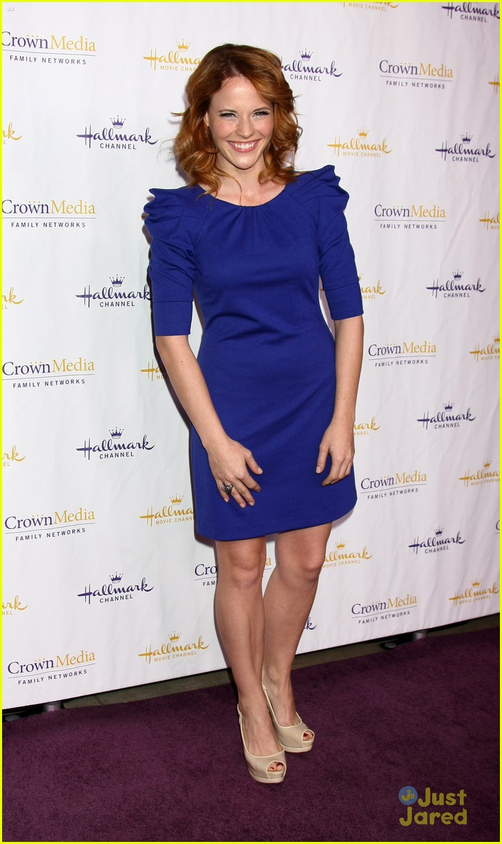 katie leclerc hallmark party 10