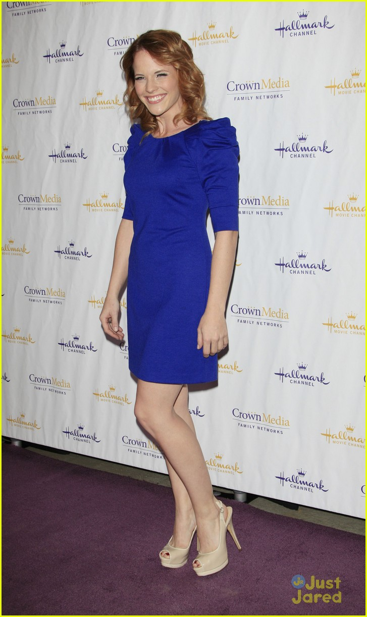 katie leclerc hallmark party 12