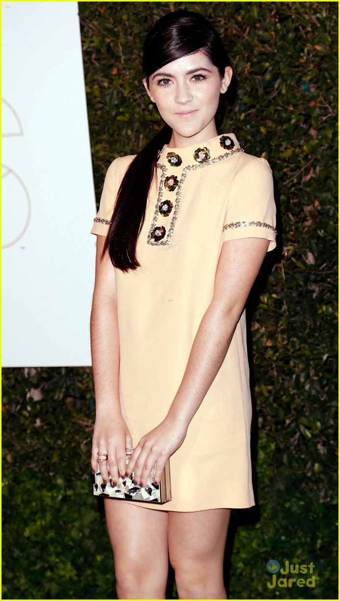 kelsey chow isabelle fuhrman love gold event 10