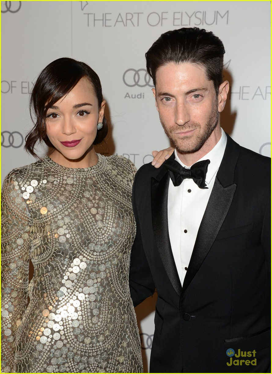 ashley madekwe heaven gala 07