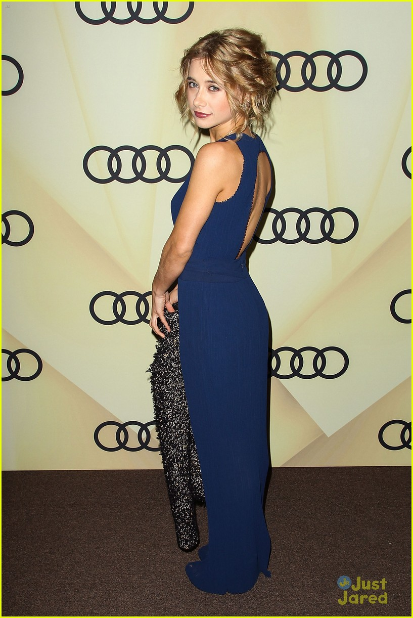 olesya rulin audi gg party 10
