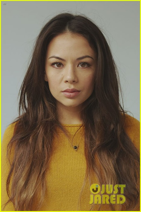 janel parrish aritizia interview 04