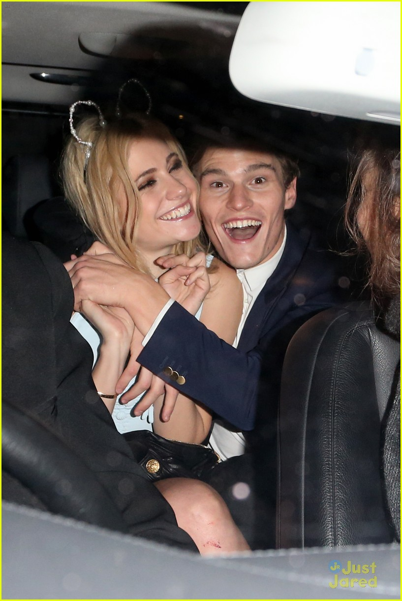 pixie lott birthday weekend 08