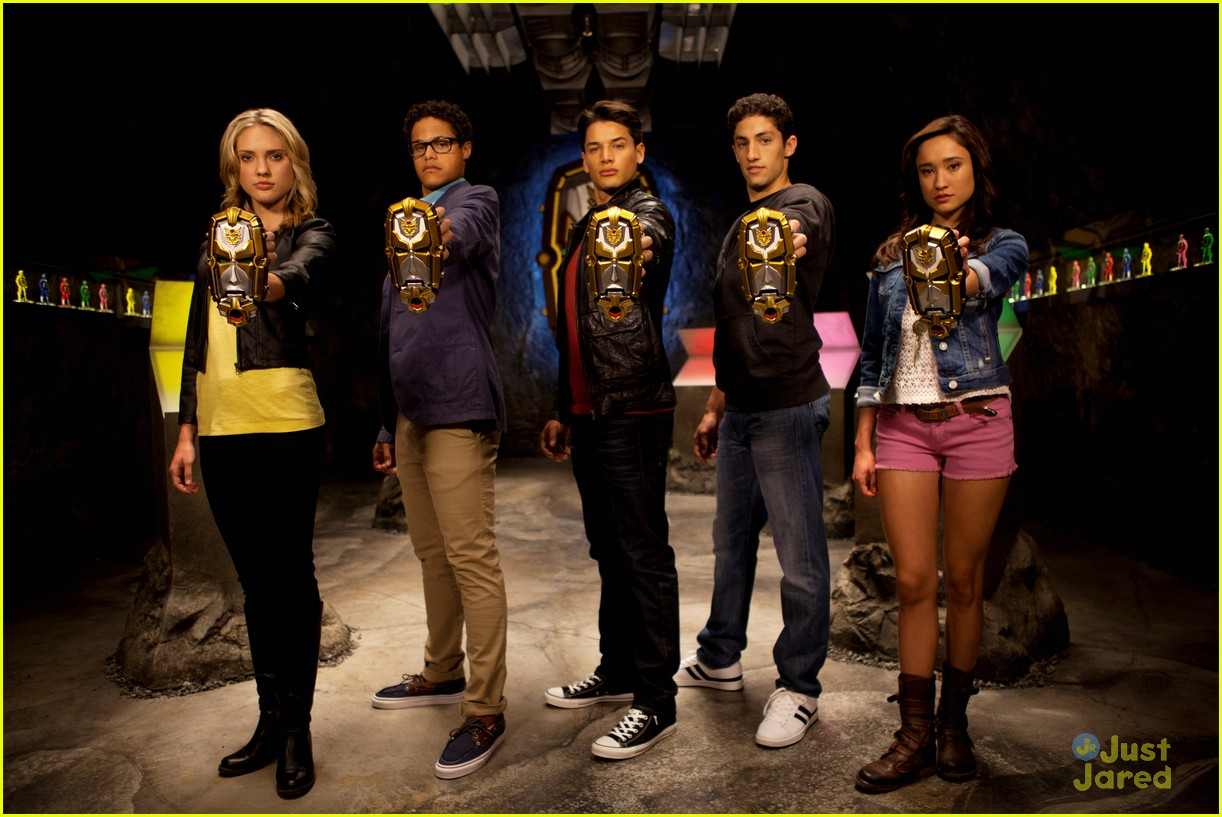 power rangers megaforce cast pics 14