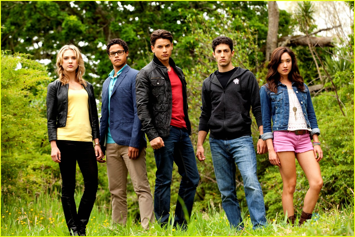 power rangers megaforce cast pics 15