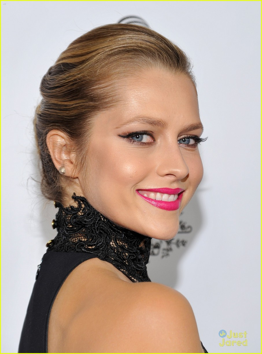 teresa palmer gday instyle party 18