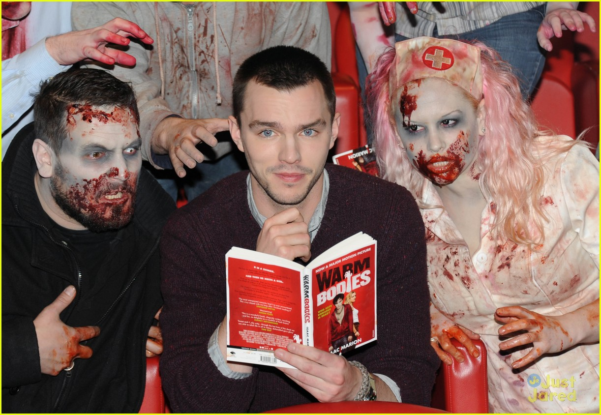 teresa palmer nick hoult london warm bodies 04
