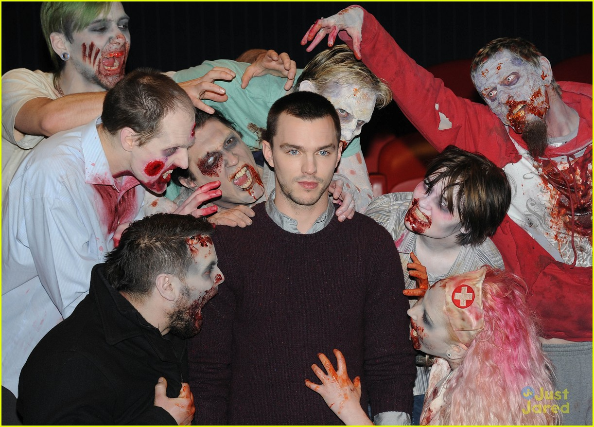 teresa palmer nick hoult london warm bodies 18