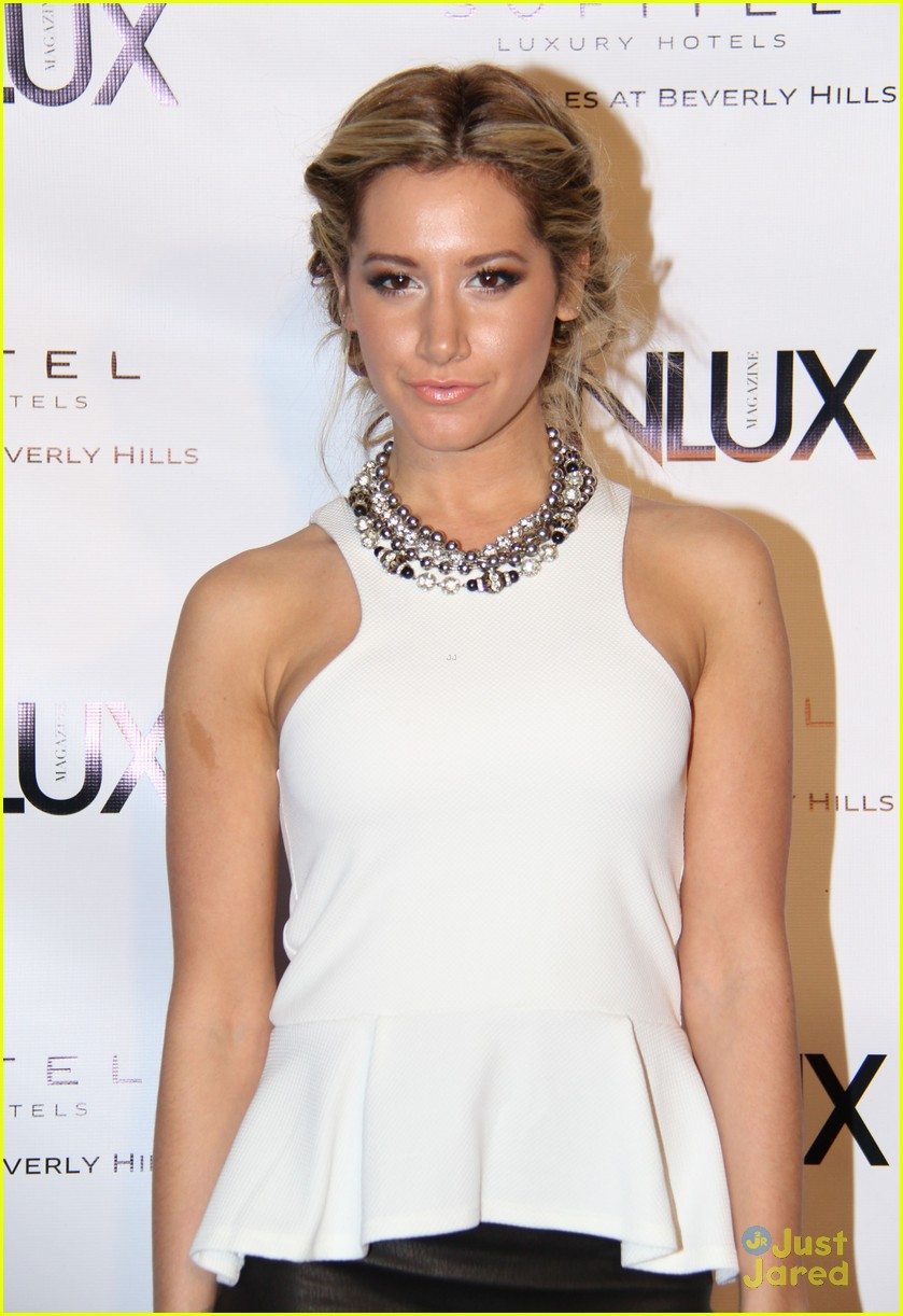 ashley tisdale genlux event 01