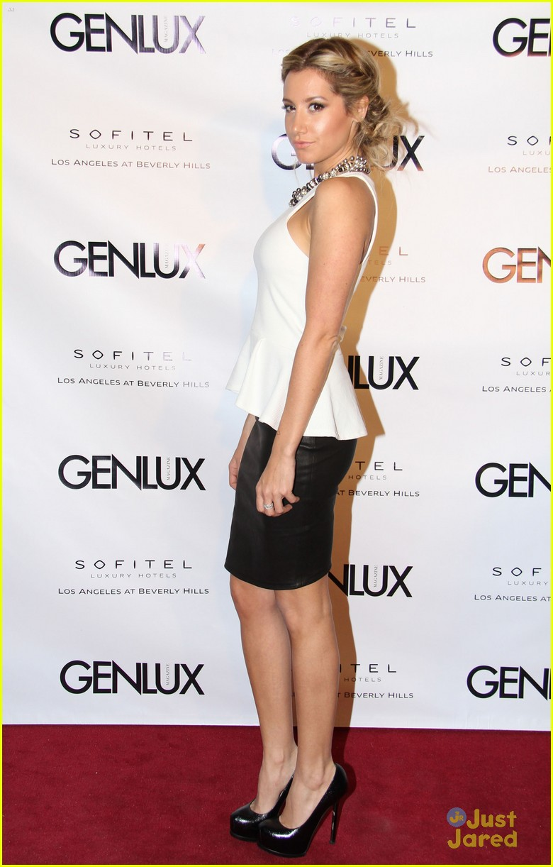 ashley tisdale genlux event 03