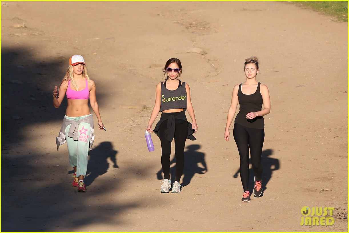 ashley tisdale allie gonino hiking buddies 18