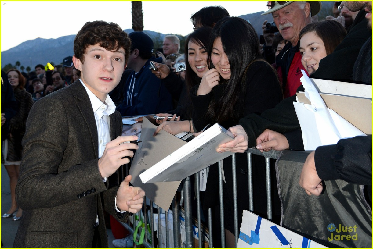 tom holland palm springs film fest 09