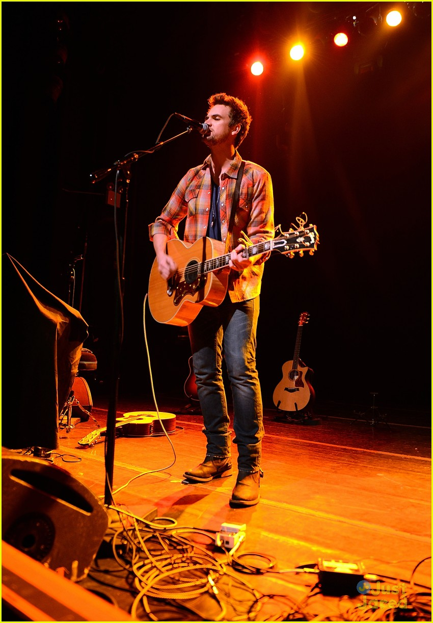 tyler hilton gramercy concert 03
