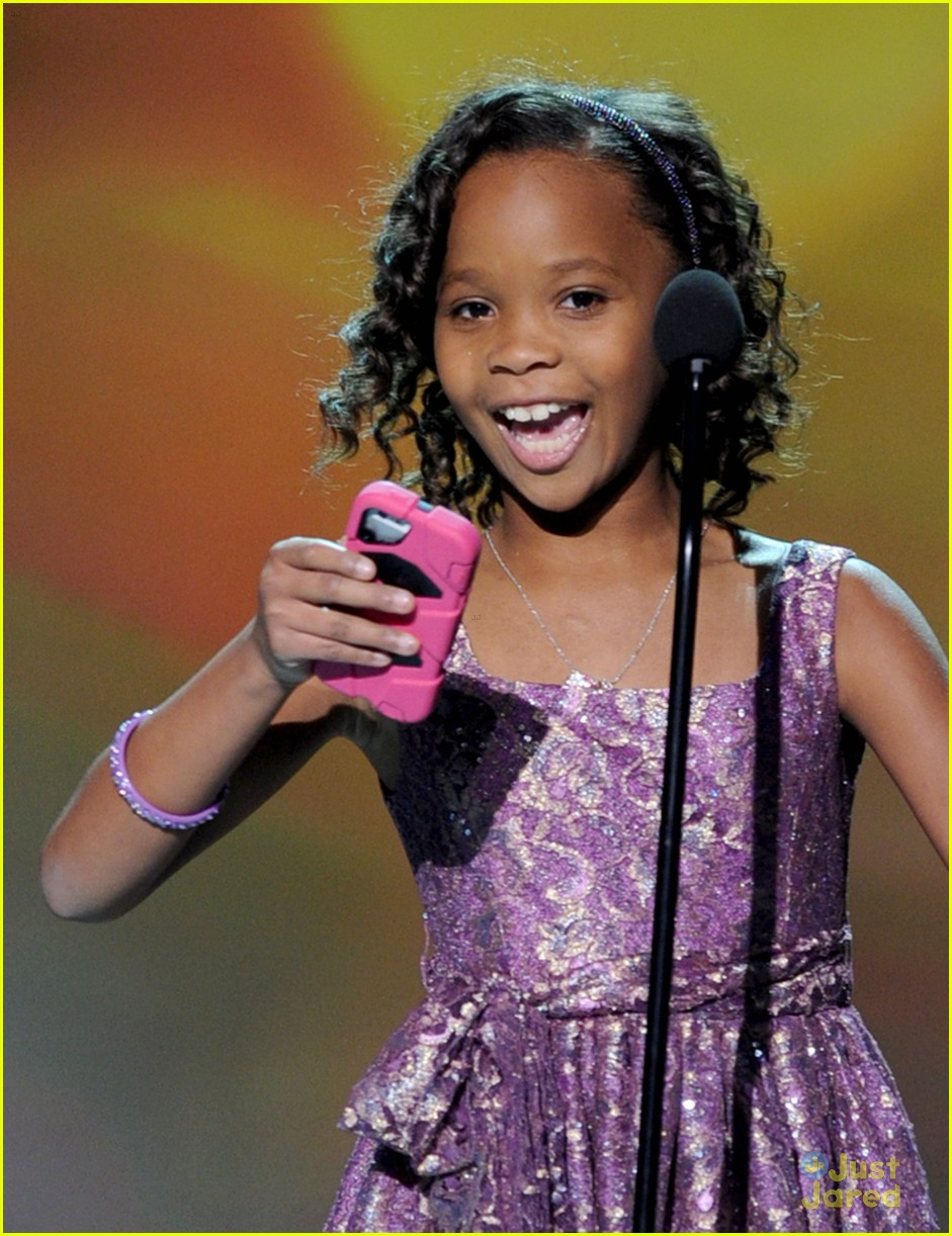 quvenzhane wallis critics choice 10