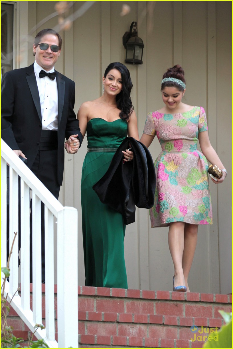 ariel winter golden globes 02