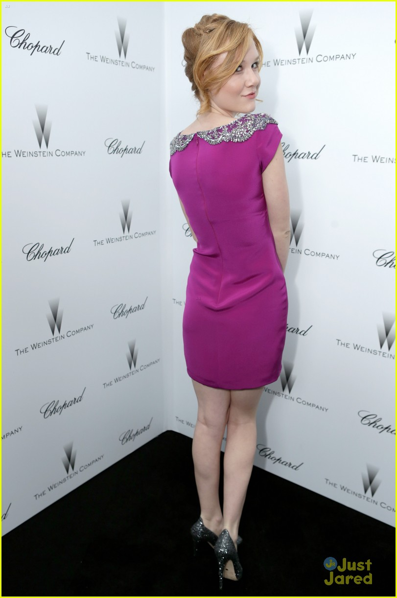 madisen beaty weinstein preoscar party 03