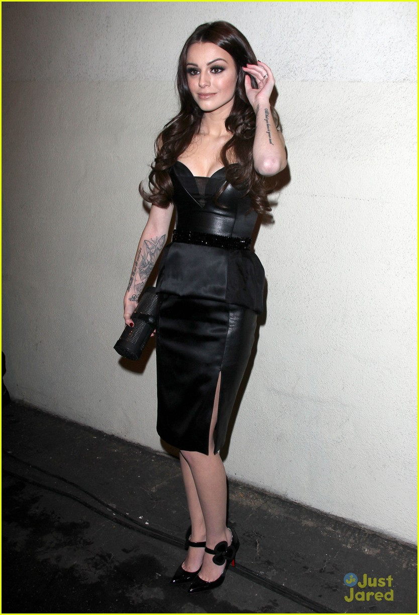 cher lloyd friends family pregrammy event 08