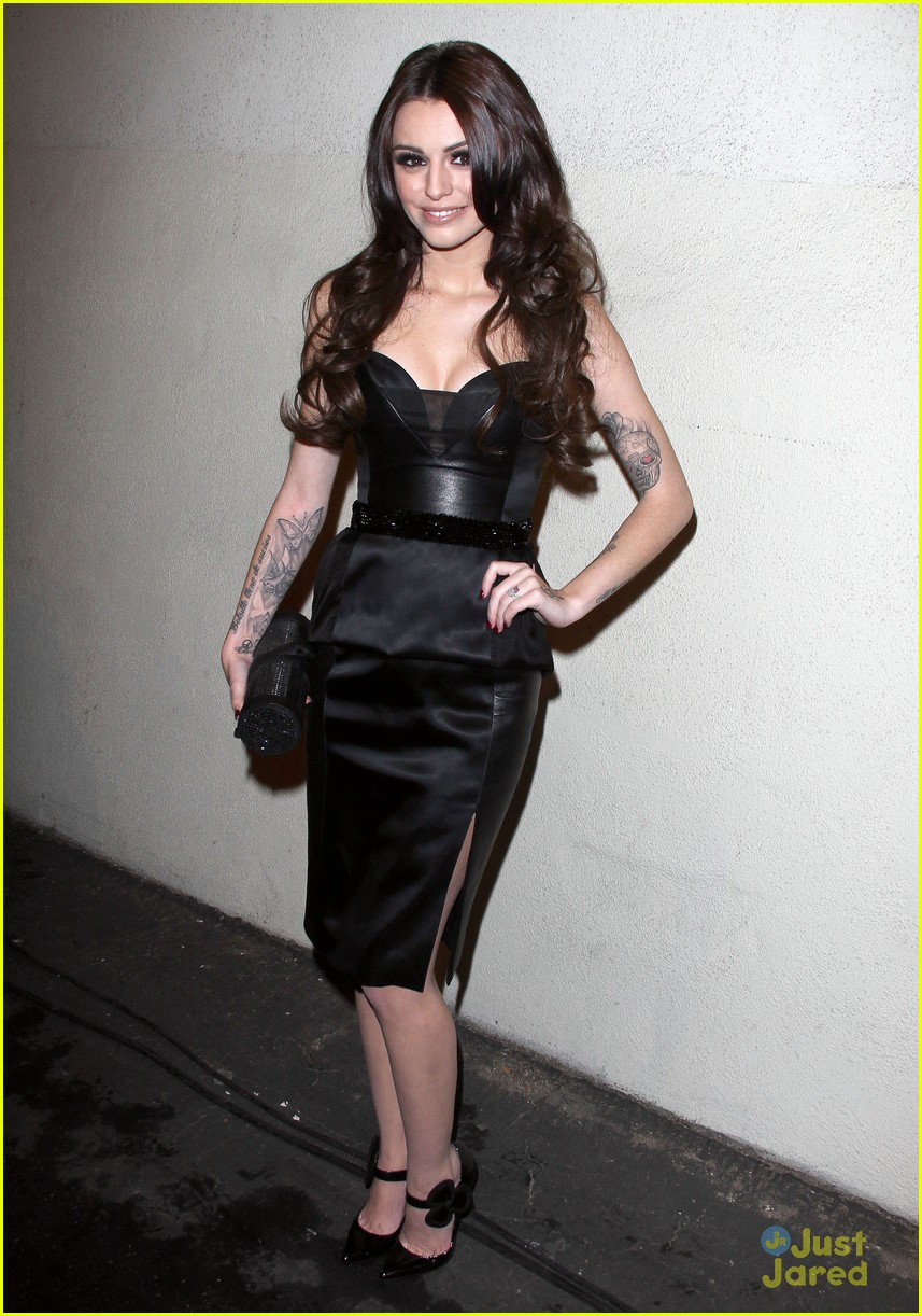 cher lloyd friends family pregrammy event 10