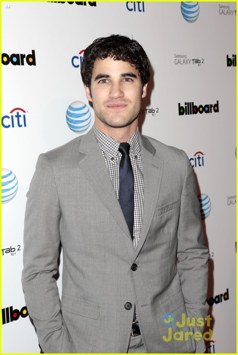 darren criss billboard post grammys party 05