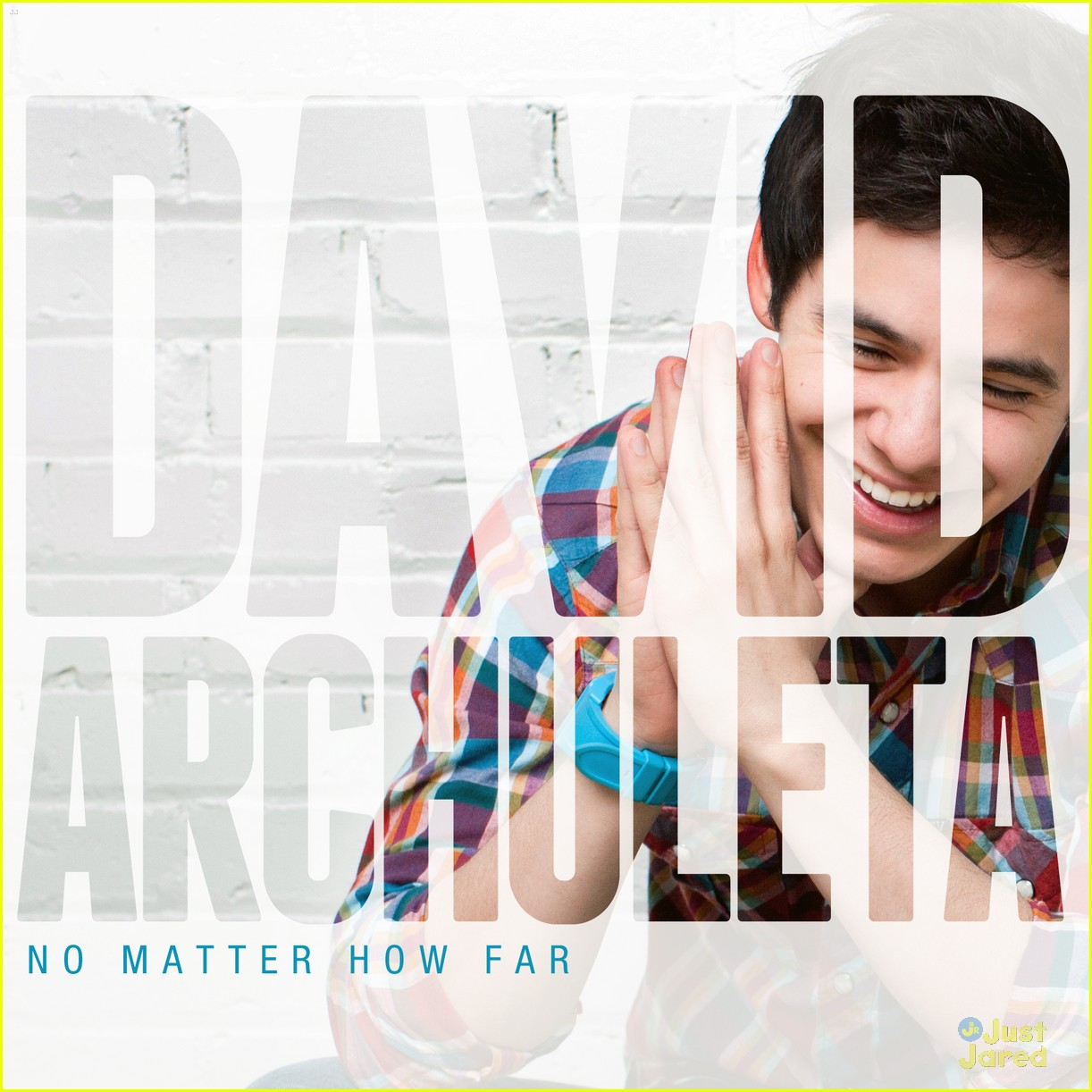 david archuleta no matter how far cover 01