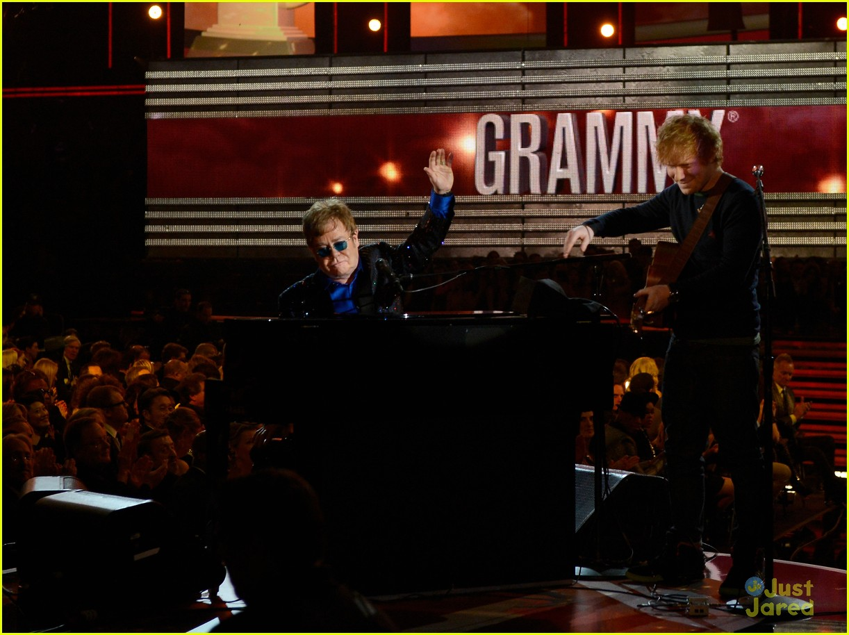 ed sheeran 2013 grammys 10