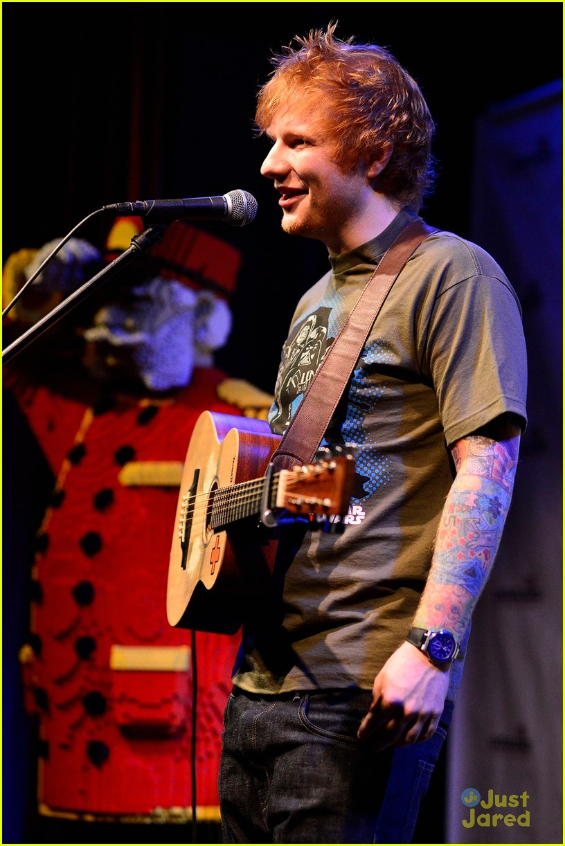 ed sheeran legoland concert 04