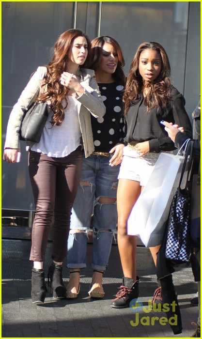 fifth harmony back together in la 05