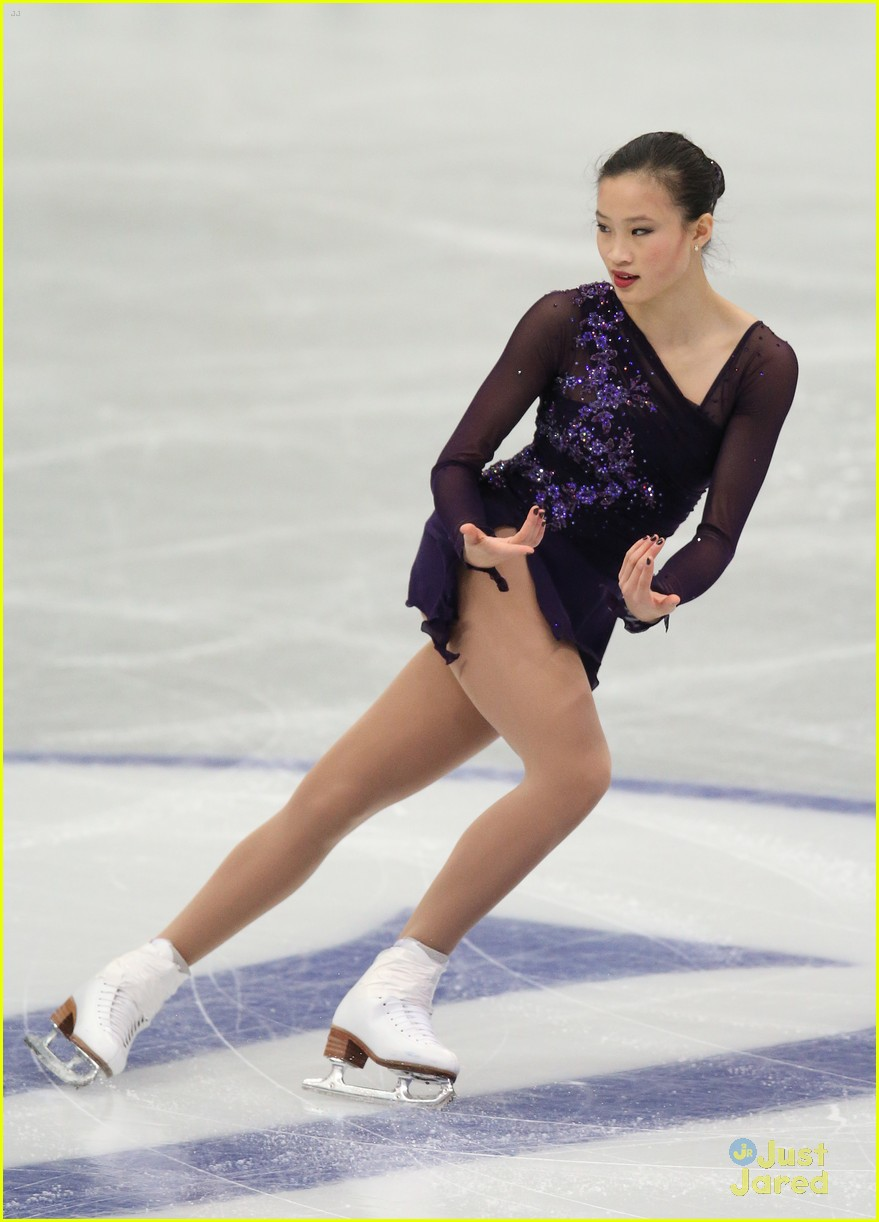gracie gold christina gao four continents 09