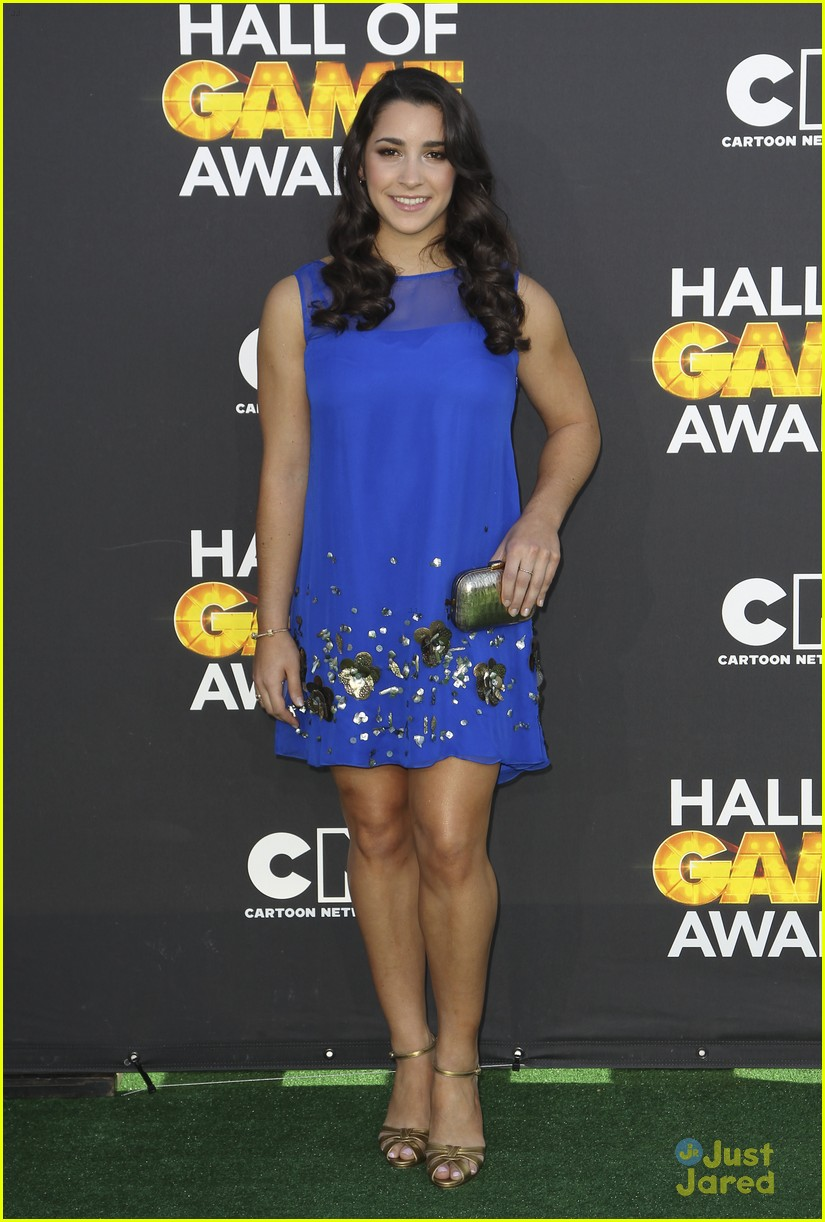 gabby douglas mckayla maroney aly raisman hall game awards 05