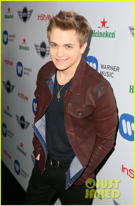 hunter hayes warner music group post grammy party 03